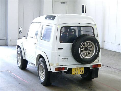 Suzuki Jimny For Sale Canada Used Suzuki Jimny For Sale At Pokal Japanese Used Car