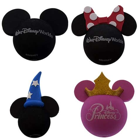 disney antenna topper mickey mouse 4 pc set