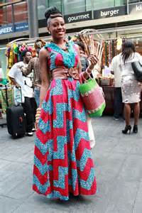 beautiful chitenge dresses styles for ankara chevron v neck ankara maxi dress