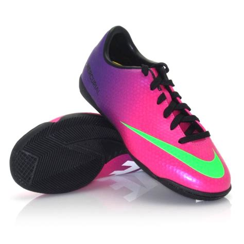 mercurial football shoes nike mercurial victory iv ic indoor soccer shoes