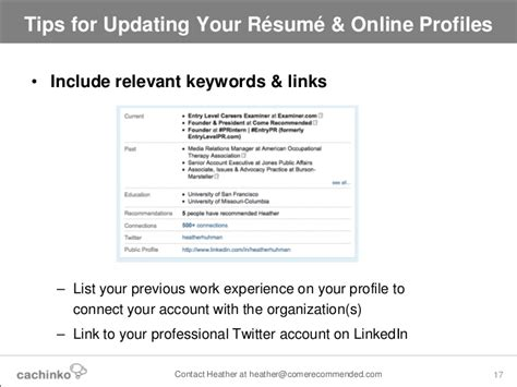 Tips For Updating Resume still searching tips for updating your resume