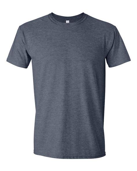 gildan softstyle t shirt 64000 ebay