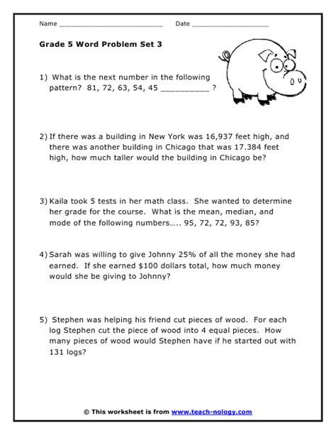 printable math worksheets on word problems 5th grade math word problems worksheet resultinfos