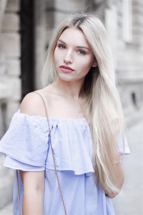 Zara Metropolis franziska elea deutsche m 252 nchen modeblogger instagram shoulder kleid zara furla