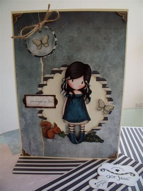 Gorjuss Decoupage - 133 best ideas about cartes gorjuss on