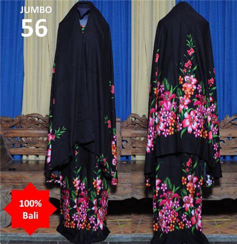 Mukena Bali Jumbo 6 fatimah store abaya arab mukena kosmetik