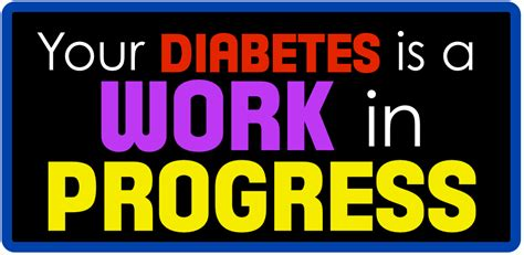 work in progress 21 days to a more positive me books your diabetes is a work in progress