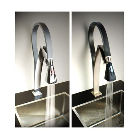 Hi Tech Kitchen Faucet | 6 cool kitchen faucets the best hi tech kitchen faucets