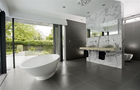 Bathroom Wallpaper Modern 25 Amazing Modern Bathroom Ideas