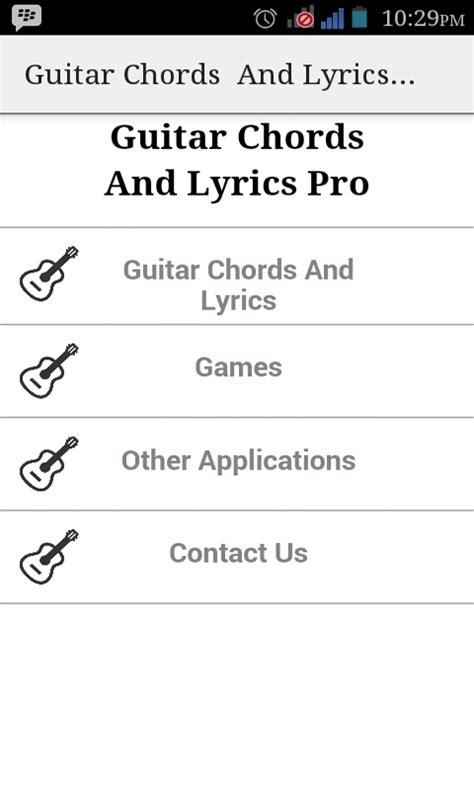 Ultimate Guitar Chords Songs