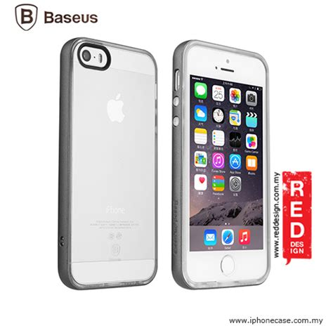Baseus Soft Feather Series For Iphone 55s apple iphone se baseus feather series back cover