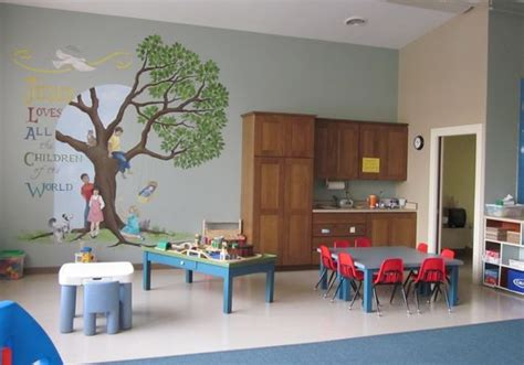 Church Nursery Decorating Ideas Church Nursery Pictures Search Preschool Room Ideas Church Nursery The