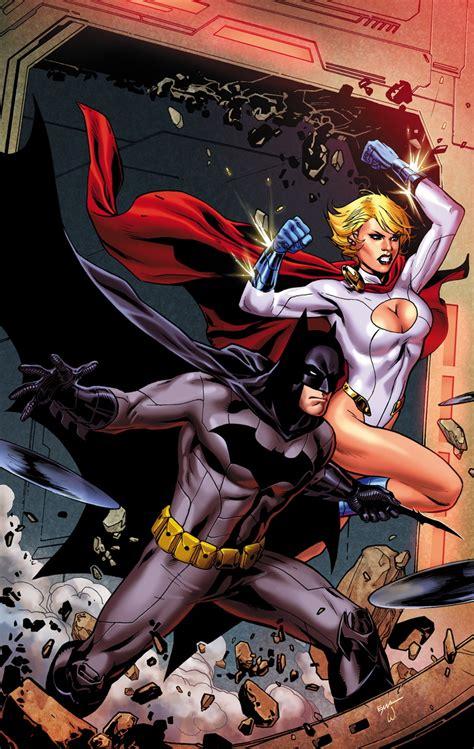 8 Who Are Ultimate Girlpower by Levitz Pak Talk Batman Superman Worlds Finest