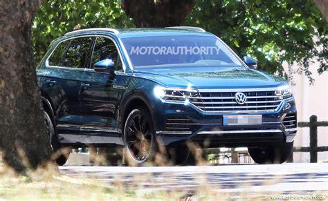 New Touareg 2018 by 2018 Volkswagen Touareg