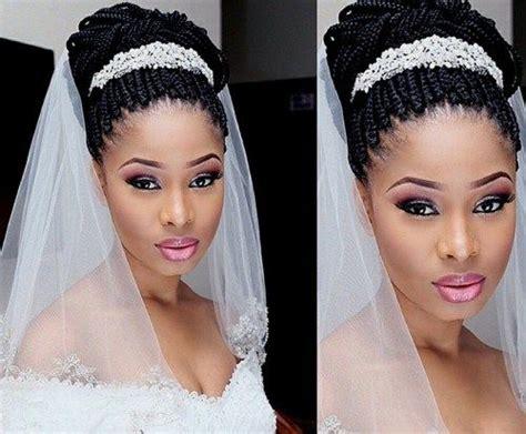 prom and box braids 50 superb black wedding hairstyles box braids updo updo