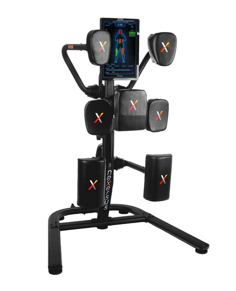 mma based fitness equipment system now available at