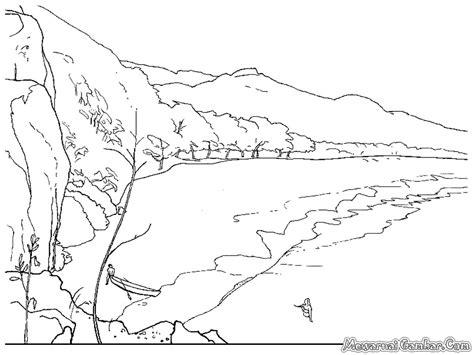 mewarnai gambar pemandangan pantai gambar panorama yang indah browse info on gambar panorama