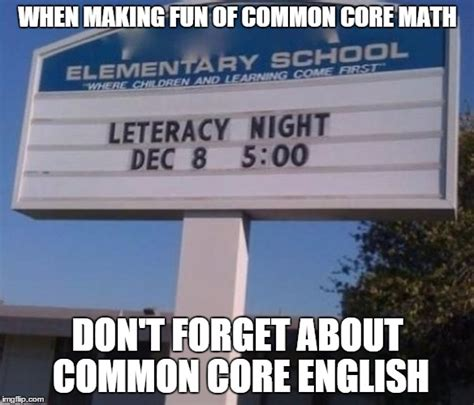 Common Core Math Meme - gotta love common core imgflip
