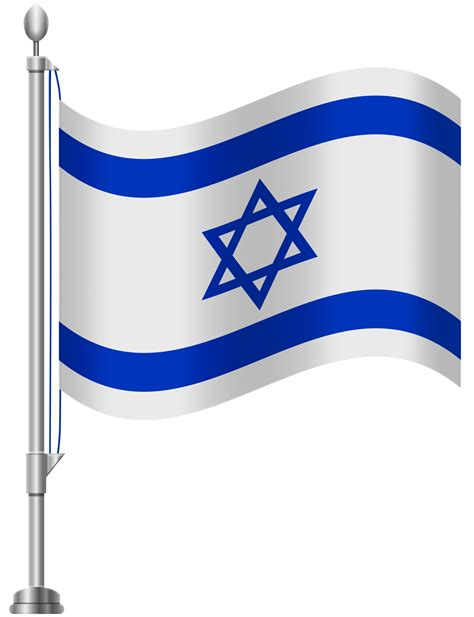 flag clipart israel flag png clip