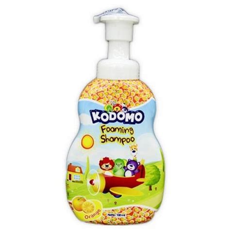 Kodomo Shoo Botol Orange 180 Ml kodomo shoo botol orange 180ml