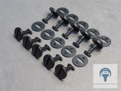 Bmw Floor Mat Hooks by 10 X Floor Mats Mat Cplips Holder For Bmw E32 E34 E36 E38