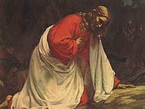 The Agony In The Garden by Agony In The Garden Of Gethsemane Drink From The Wadi Cherith