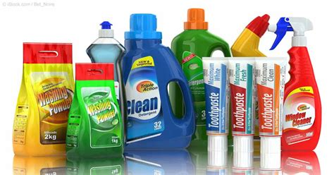 what are household products common household chemicals linked to human disease