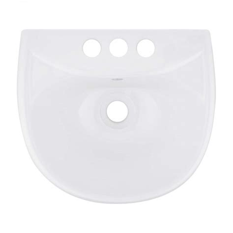 porcelain wall mount sink farnham mini porcelain wall mount bathroom sink bathroom