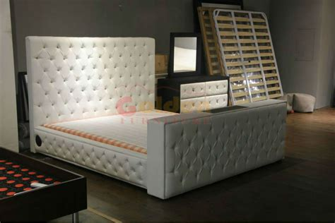 Bed With Tv In Footboard Sale by Bg922 Furniture Dubai Modern Bed Tv Lift Buy Bed Tv Lift