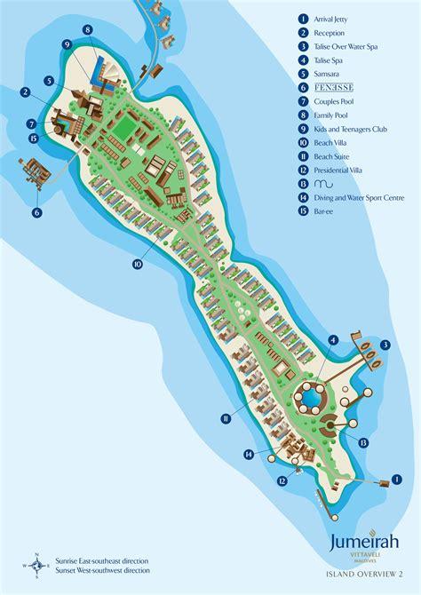 jumeirah resort map jumeirah vittaveli resort in maldives homedsgn