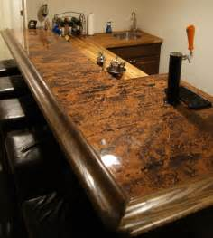 Bar On Top by Copper Bar Top Photos Page 3