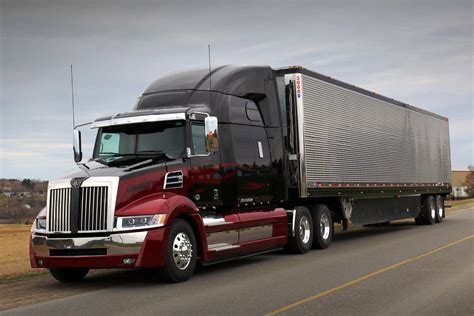 western 5700xe custom truck 2016 wallpaper