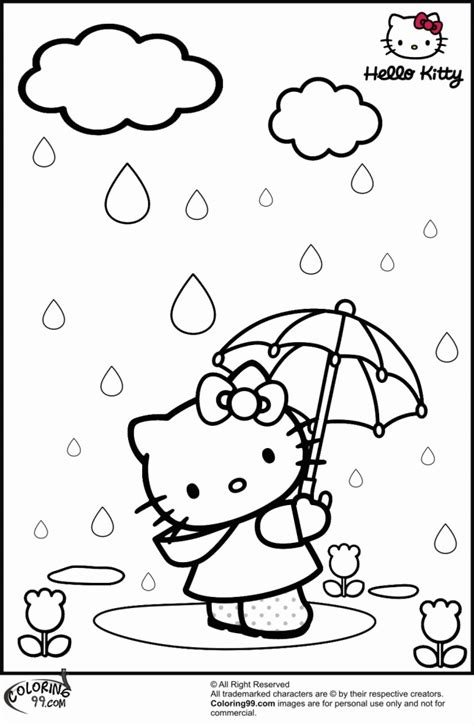hello kitty coloring pages team colors 99469 hello kitty