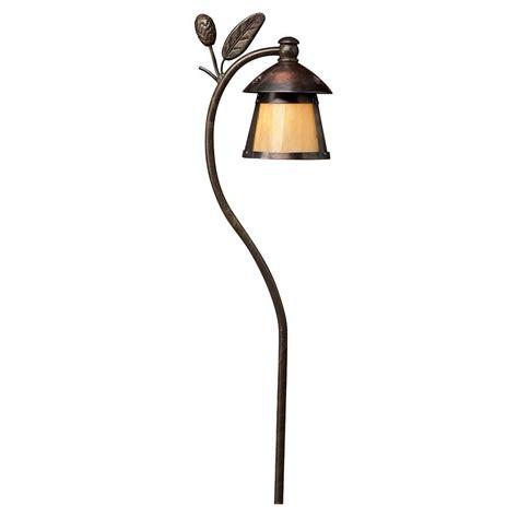 electric garden lights low voltage hinkley lighting low voltage 18 watt bronze aspen