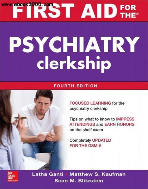 aid for the psychiatry clerkship 4th edition free