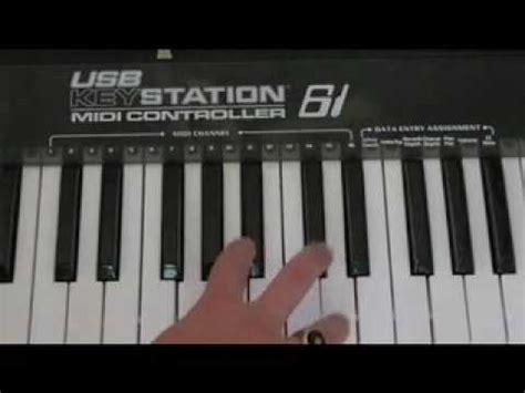 tutorial organ keyboard deep purple speed king intro organ tutorial doovi