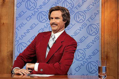 Will Ferrell Meme Origin - funny quotes from the movie anchorman