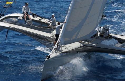 trimaran paradox for sale trimaran yacht paradox racing at les voiles de saint barth