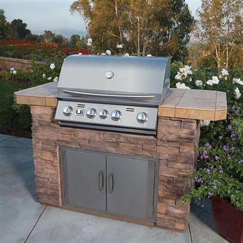 urban islands 5 burner outdoor kitchen island by bull homepage urban islands