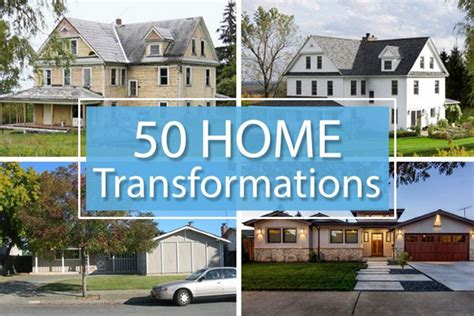 home transformations 50 inspirational home remodel before and afters choice home warranty
