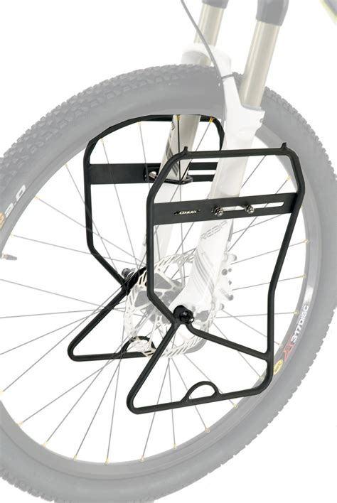 Front Lowrider Rack by Axiom Journey Suspension Disc Lowrider Front Rack