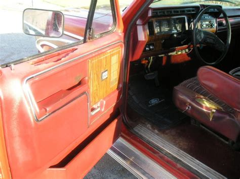 how make cars 1984 ford f150 interior lighting 1984 ford f150 xlt super cab 2wd shortbed for sale in el paso texas united states
