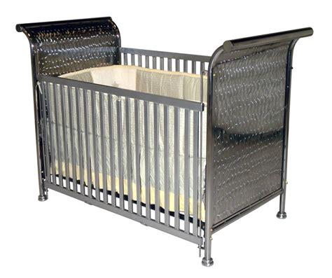 Metal Crib by Metal Sleigh Crib