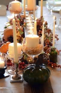 Fall Dining Room Table Decorating Ideas 30 Festive Fall Table Decor Ideas