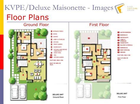 Floor Plan Presentation kisaju view park estate homes amp payment plan presentation 2014