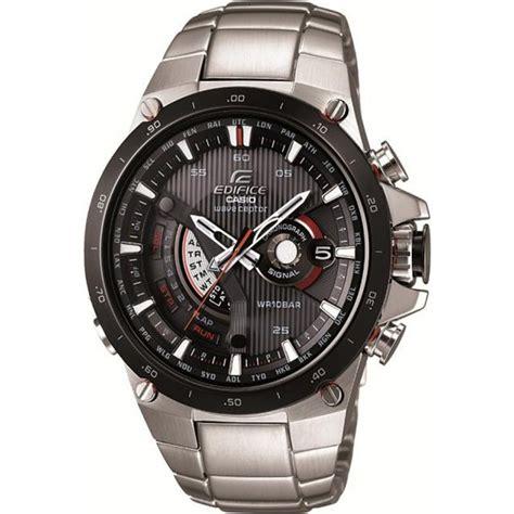 Casio Edifice Eqw A1200 Silver Black New Style Casio Eqw A1000db 1aer Mens Watches2u