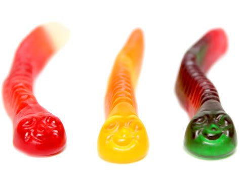 Pictures Of Gummy Worms