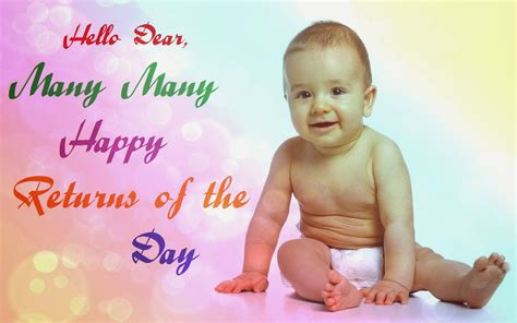 Happy Birthday Baby Boy Wishes Little Cute Baby Birthday Wishes Cards Best Greetings