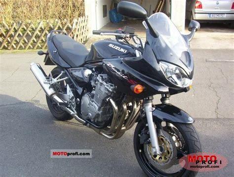 2003 Suzuki Bandit 600 Suzuki Gsf 600 S Bandit 2003 Specs And Photos