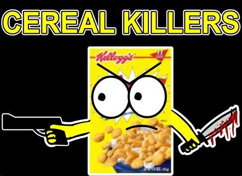 Tr3s Cereal Killer Cereal Killer honey nut cheerios